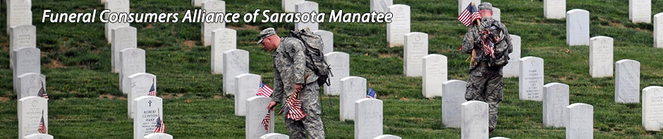 Fast Form to report the passing of a Retired Military Member  